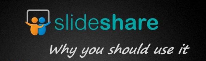 Why use Slideshare to increase seo